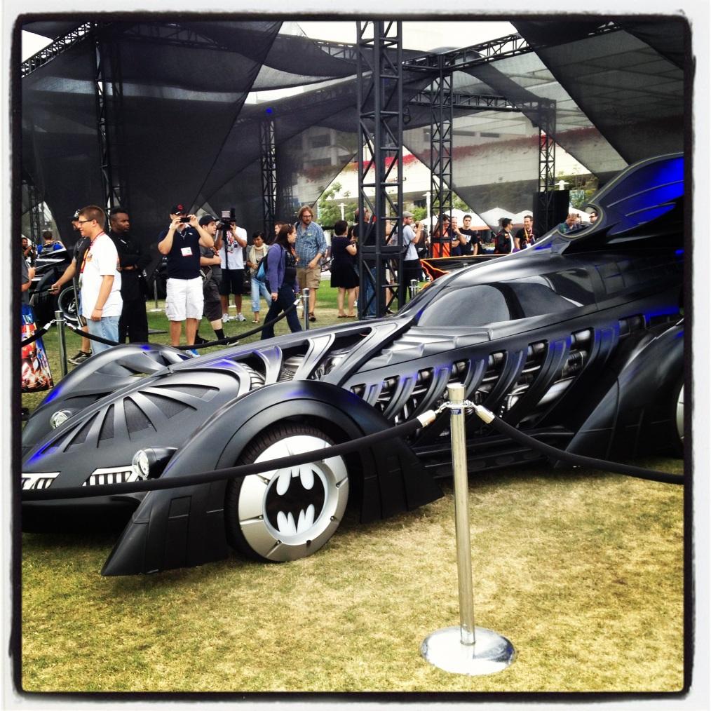 A Batmobile