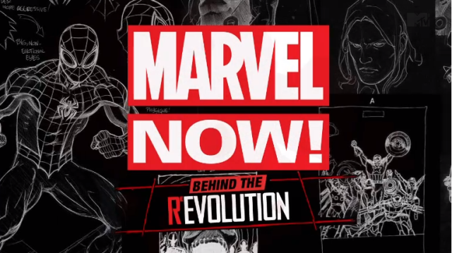 marvelNow Behing the REvolution