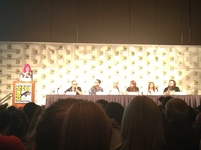 Ode to Nerds panel